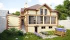 Проект реконструкции частного дома Севастополь
