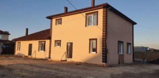 Строительство домов из газобетона под ключ проекты Строительство газобетон Севастополь