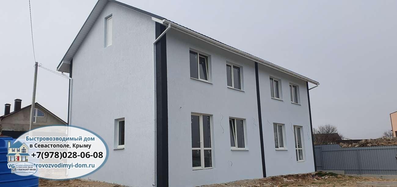 Строительство домов из газоблоков под ключ Севастополь