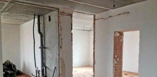Демонтаж квартиры перед ремонтом в Севастополе, Крыму