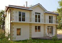 Проект под строительство дома Севастополь