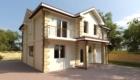 Проекты двухэтажных домов Севастополь