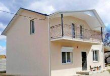 Проекты домов из блоков строительство частного дома из газобетона Севастополь Крым