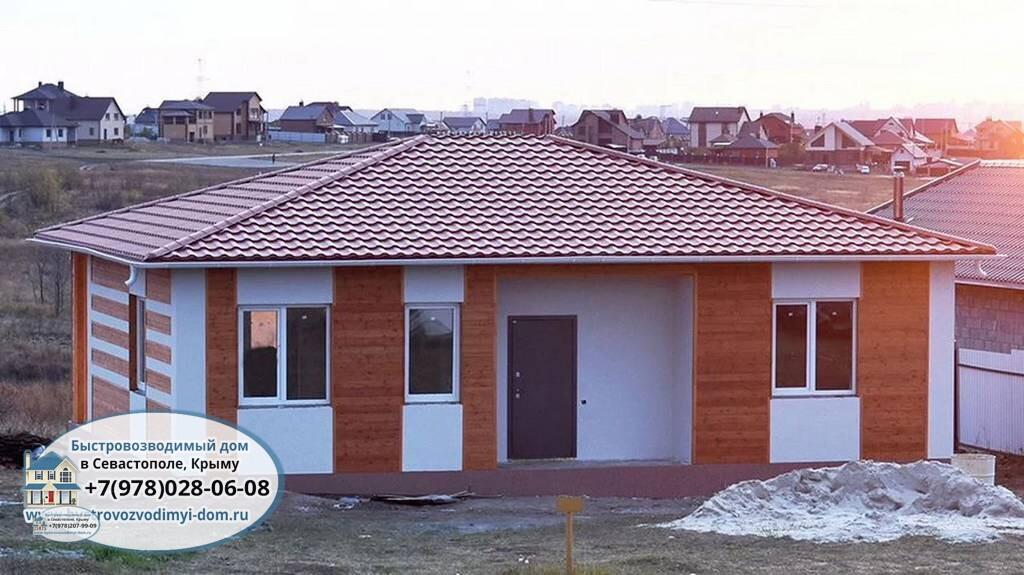 Строительство каркасных домов лстк севастополь
