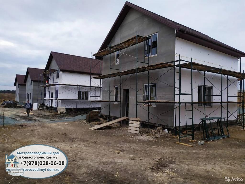 Строительство лстк домов под ключ севастополь